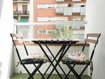 Ideally located apartment near the Arc de Triomf